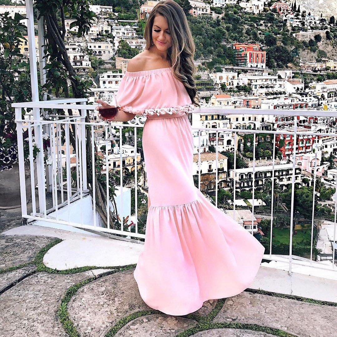 Maxi Dress Styling Tips for Short Women 👗 ...
