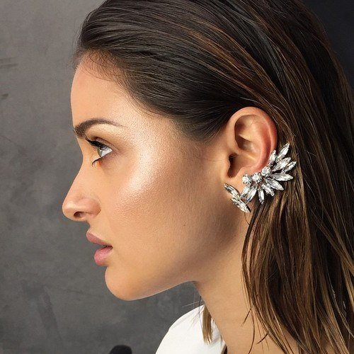 10 Jaw Dropping 😱 Ear Cuffs 👂🏼 for Girls Wanting an Edgier 😎 Look ...