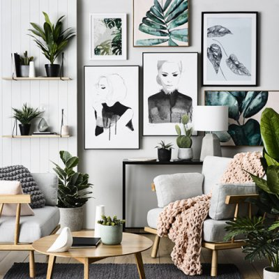 21 Updated Wall Decor Ideas 💡 to Take You from Dorm 🏢 to Dream Home 🏡 ...