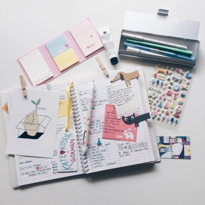 Creative and Fun Inspiration for Girls Who Keep a Diary 📔📆✒️ ...