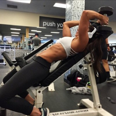 8 Exercises to Get Rid ⛔️ of Saddlebags for Girls Wanting to Kick 👟 Their Love ❤️ Handles ...