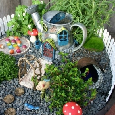 These Fairy Gardens Will Make Your Yard Look Magical Af ...