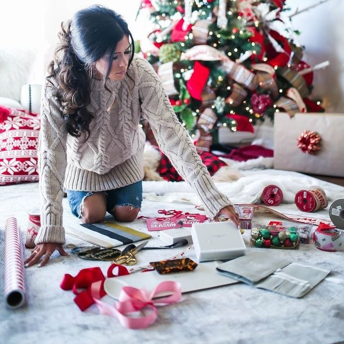20 Fabulous Gift Wrapping 🎁 Tutorials for the Holidays ❄️ ...