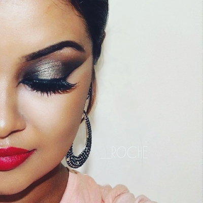 Adorable Makeup Looks You'll Want to Wear on Christmas Day ...