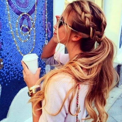 Super Quick ⏱ and Easy Hairstyles 💇🏼 for Those Lazy Days 🛌 Every Girl Has ...