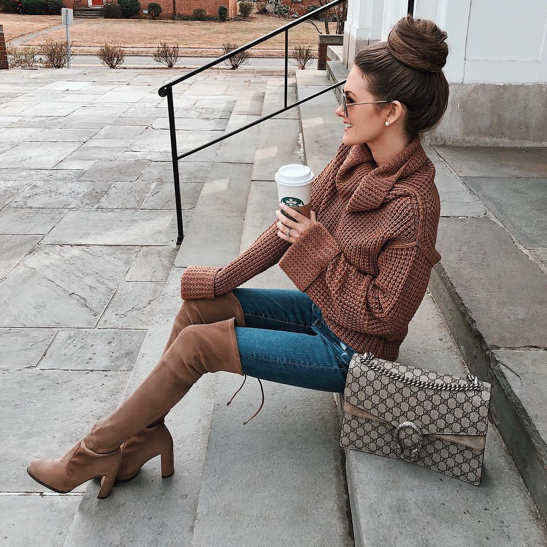 Pro Tips 📝 on How to Dress 👚👖 when the Temps 🌡 Keep Dropping ❄️ ...