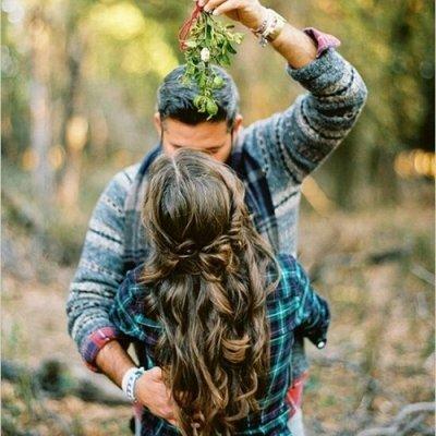 Short Story: Mistletoe Kisses ...