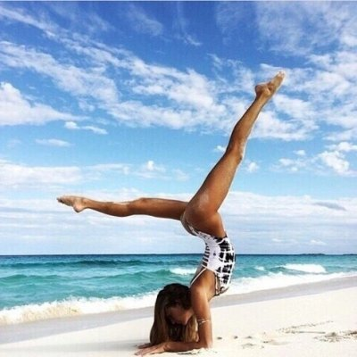 Little Known Yoga Poses for Girls Who Are Dying for More Energy 🏃 ⚡ ...