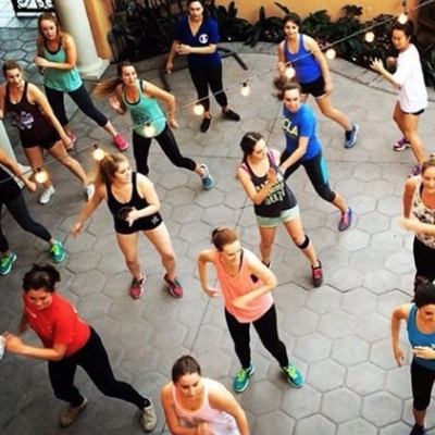 Copy These Zumba Moves to Lose Weight ...