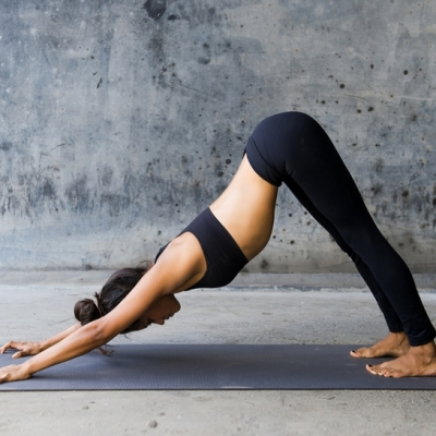 Take a Break from Running to Try These Yoga Poses ...