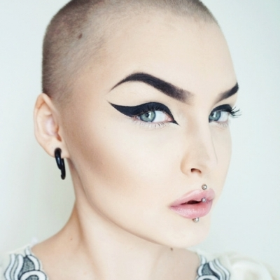 These Pictures Prove That Bald is Beautiful ...