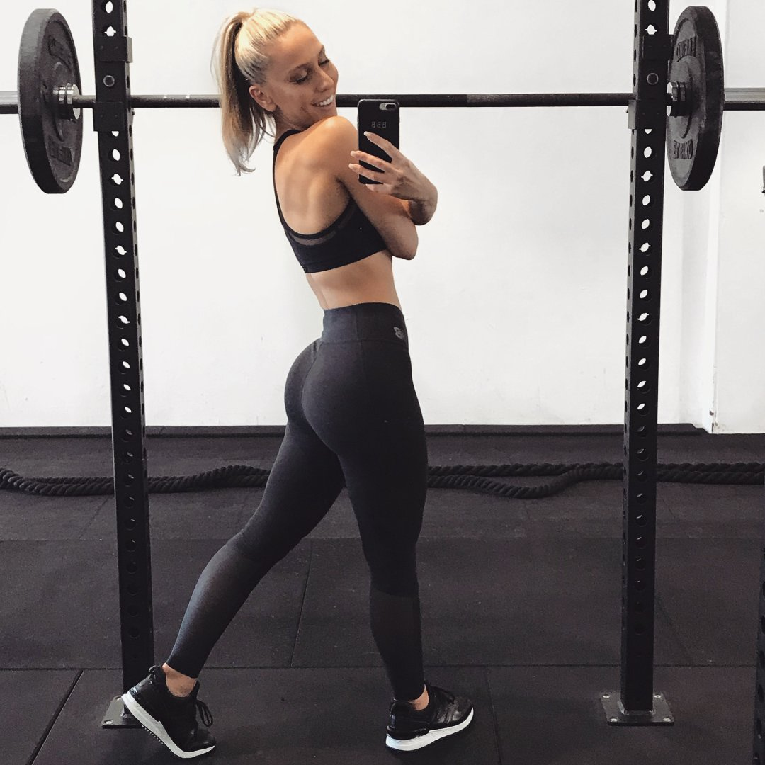 The 4 Best 🙌 Exercises 💪 to do at the Gym 🏢 for Fitness Inspired 🌟 Girls ...