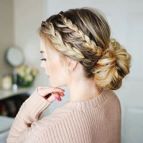 15 Easy ✌🏼 and Quick ⏲ Updos 💆🏽💆🏿💆🏼💆🏻 to do in 5 Minutes or Less ⏱ ...