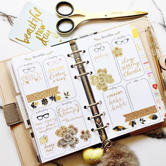 8 Bullet Journal 📓 Spreads to Inspire 🌟 Your Own ASAP ⏱ ...