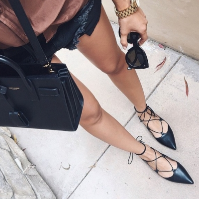 21 Gorgeous Flats for Girls Who Don't like Heels ...