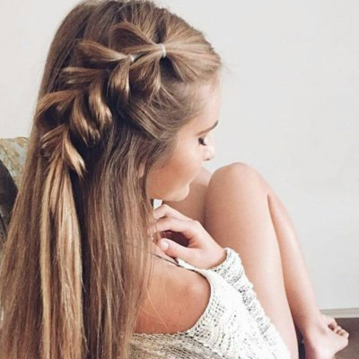 Practical Heatless Hairstyles🙆🏼 for Girls Trying to Avoid Damage 🚫🔥 ...