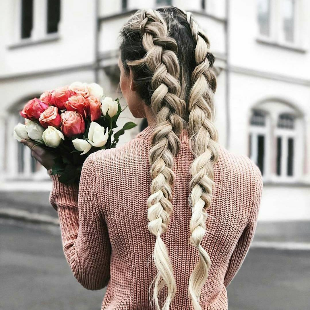97 Trendiest 😎 Hairstyles All Hair Obsessed 🤤 Girls Will Love 💇🏻💇🏽💇🏿💇🏼 ...