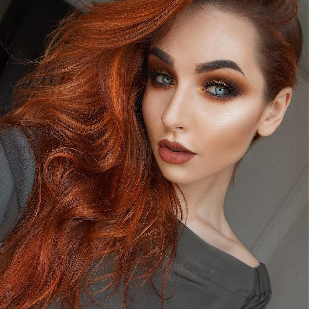 Smoking Hot 🔥 Makeup 💄 Trends for Fall 2017 🍂 You Have 💯 to Try ...
