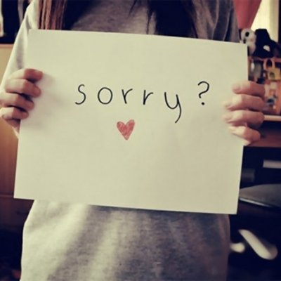 19 Genuinely Sweet Ways to Apologize ...