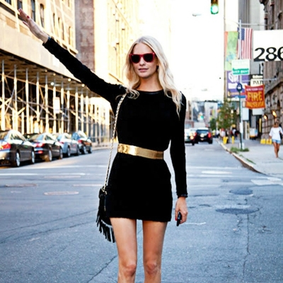 How to Style Your Little Black Dress 17 Different Ways ...