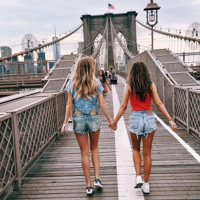 US Destinations🎡🌊🏞 Where Girls Who Want to Keep Their Cool Go in Summer⛅🌡 ...