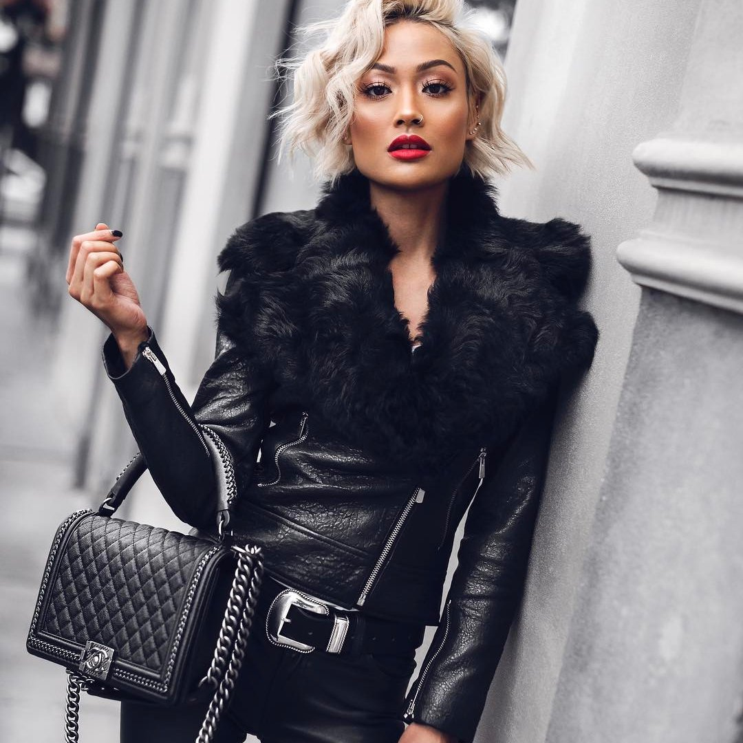 10 Fashion Necessities ✅ for Women Who Only Wear ☝🏼 Black 🖤 ...