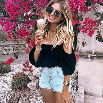 7 Newest Ways to Dress up Denium Cut-Offs 👖👠🕶 All Fashinistas Must See 👀 ...