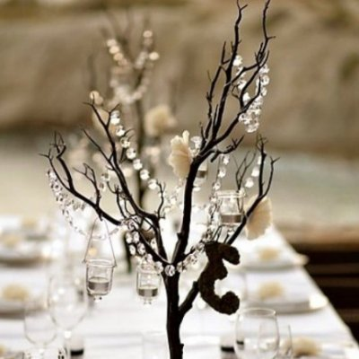 Winter Wedding Centerpieces That'll Cause a Stir ...