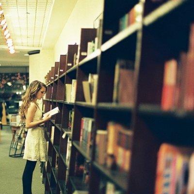 Short Story: Bookstore Meets Rockstar ...