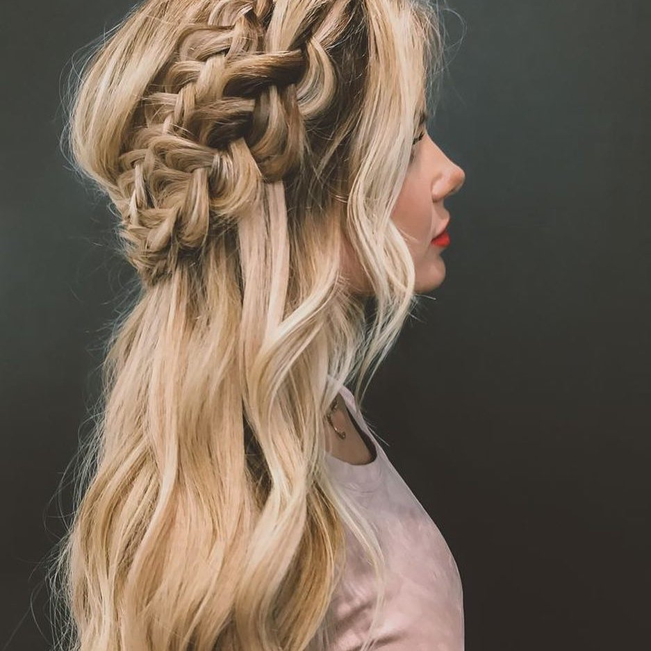 23 Hairstyles for Your Diamond Shape Face ...