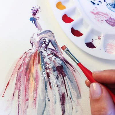 9 Watercolor Artists on Instagram 🎨 That Will Inspire You to Paint Again 🖼 ...