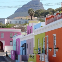 9 Wonderfully Colorful Cities ...