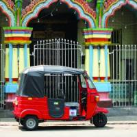 7 Cultural Forms of Transportation ...