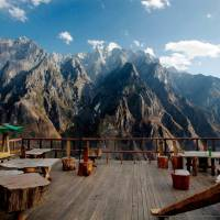 Food Travels: Restaurants with the Most Breathtaking Views ...