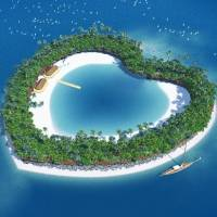 7 Heart-shaped Islands Perfect for a Honeymoon ...