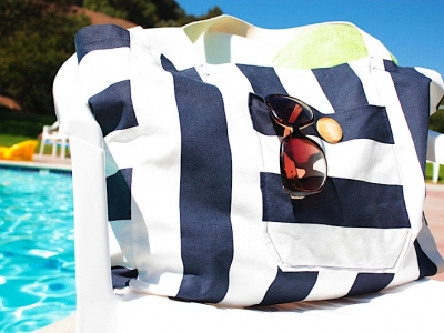 9 Beautiful Travel Bags to Make ...