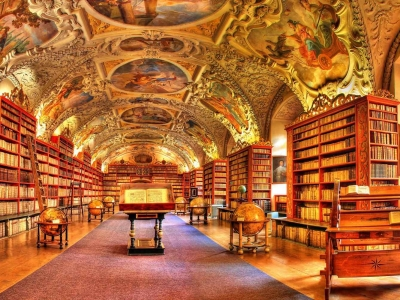 8 Fabulous Libraries in Europe ...