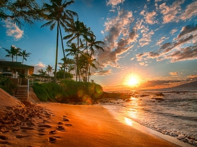 7 Handsome Beaches of Hawaii for Halcyon Days ...