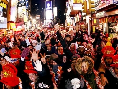 7 New Year Traditions around the World ...