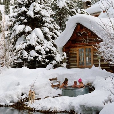 28 Snowy Scenes That Will Make You Want to Take a Winter Vacation ...