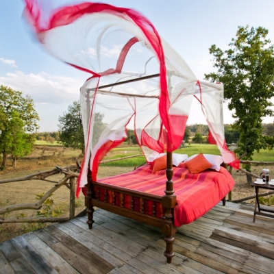 Incredible Places Where You Sleep Outdoors ...