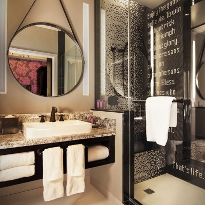 9 Coolest Hotel Bathrooms in the World ...