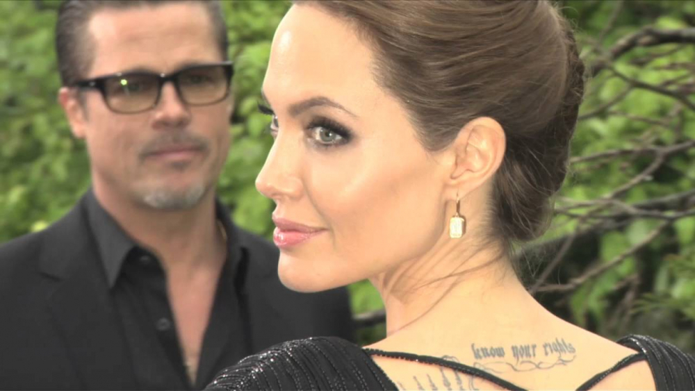 Angelina Jolie will not be teaching at Georgetown University | Splash News 🎥