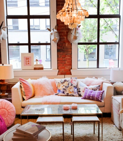 Things to consider when building your dream living room