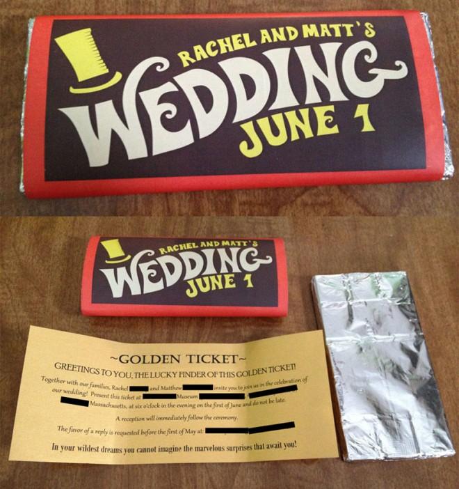 Most creative wedding invitations Community