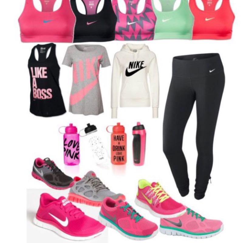 👑10 Gym Outfits👑