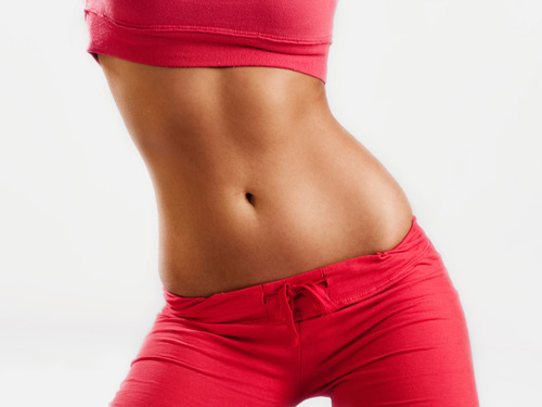 10 moves for a toned tummy