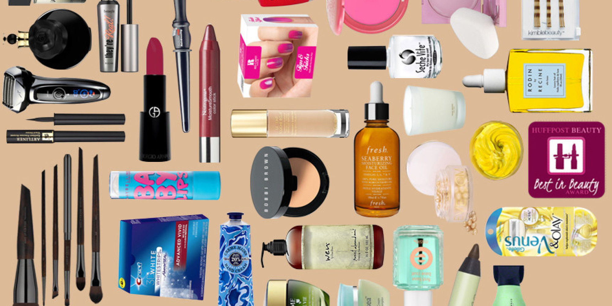 "7 Beauty Products Every Girl ""Must Have"".."