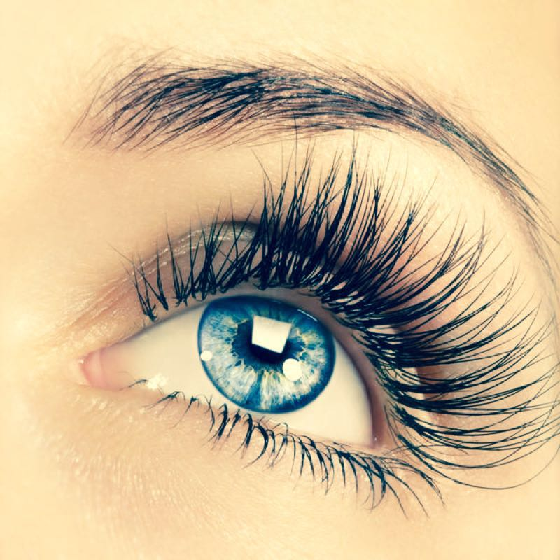 How to get longer thicker lashes.