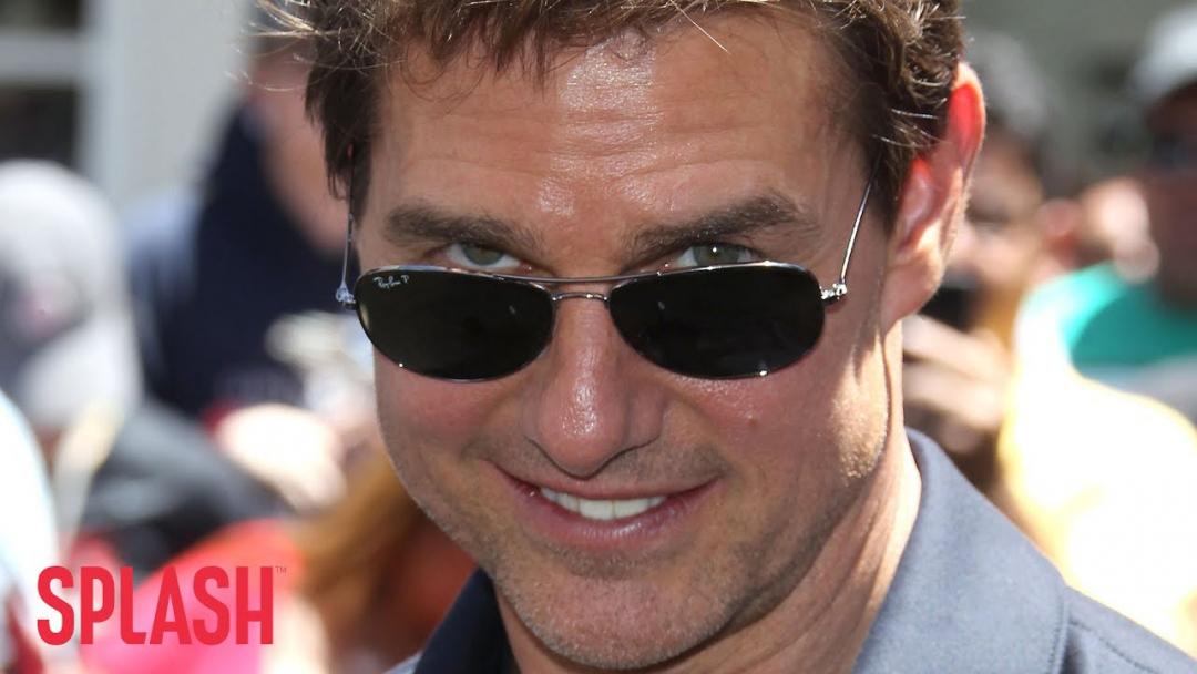 Tom Cruise Confirms 'Top Gun 2' is Taking Off | Splash News TV 🎥